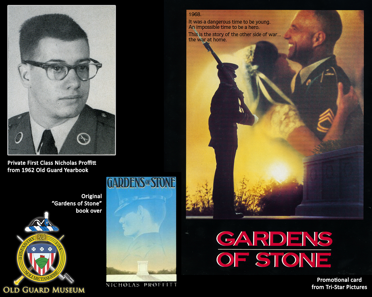 Garden Of Stone Movie Gardens of stone old guard history on may 8 1987 the movie gardens of stone premiered in theaters the film traces the story of specialist jackie willow played by db sweeney workwithnaturefo
