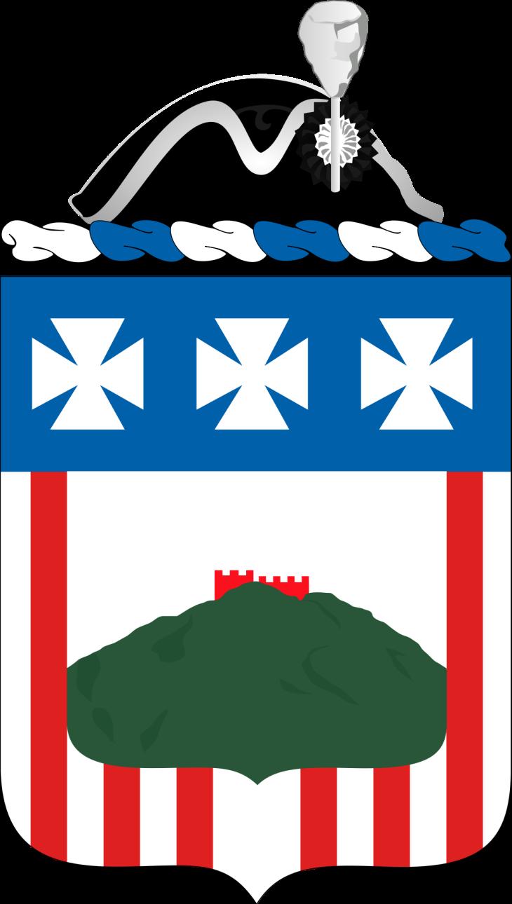 3d Infantry Regiment crest