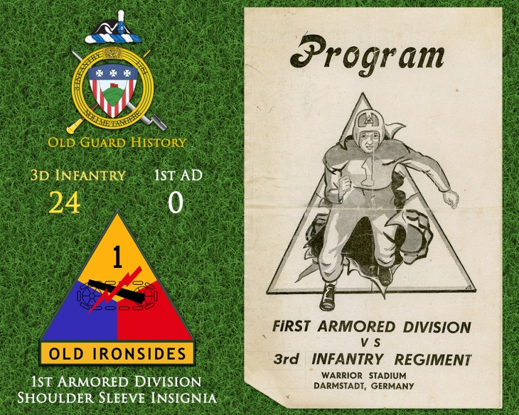 10-20-Football vs. 1st Armored Division