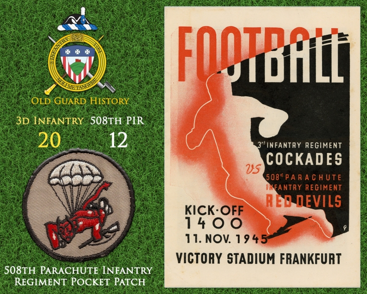 11-11-Football vs. 508th PIR
